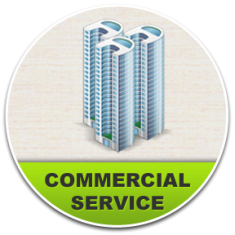 we also provide commercial sprinkler repair services