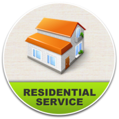 you can count on our professional residential service